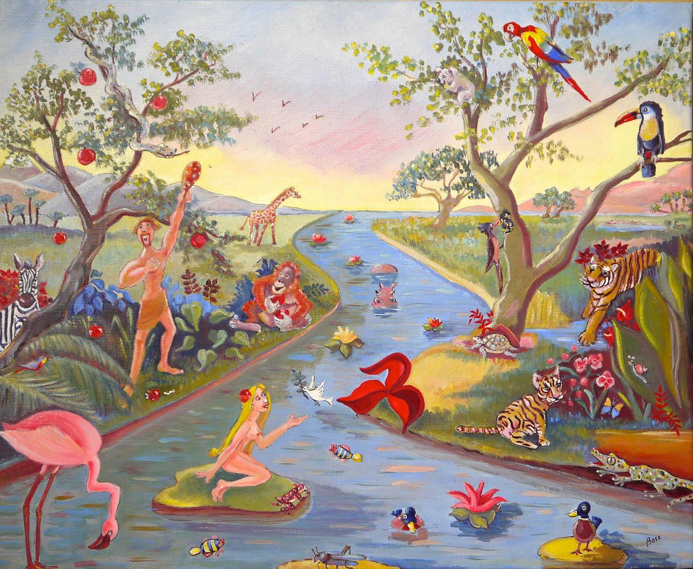 Adam_et_Eve_au_jardin_dEden-IVJP-54_X_65_cm